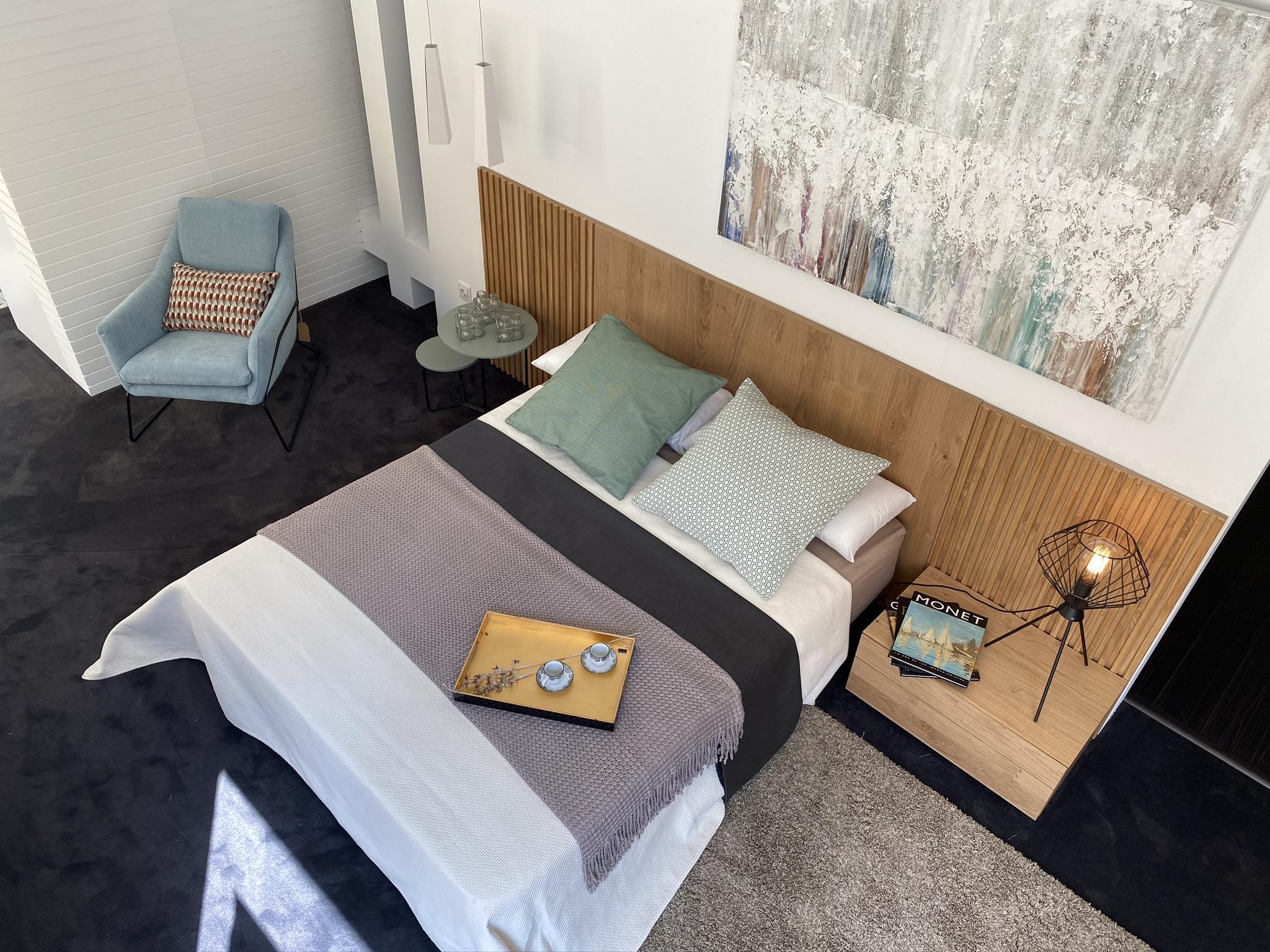 Dormitorio Mies Mobenia