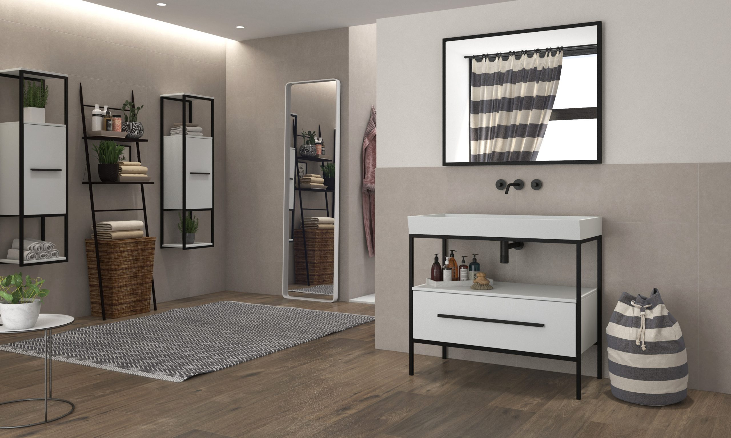 Mueble-de-baño-moderno