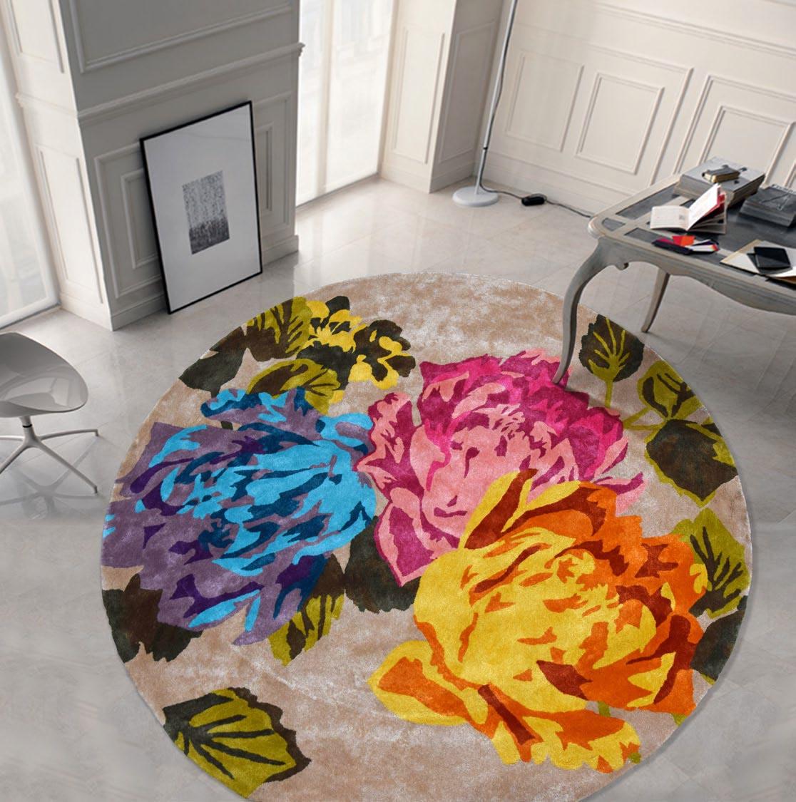 alfombra-flower